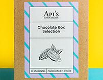 Api Hot Chocolate Branding