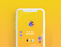 Flying Mummpi | Redesign