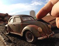 1950' Volkswagen Beetle