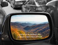 Visit NC Advertising Concept