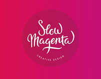 Slow Magenta - Website