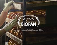 BIOPAN - Por un pan más sano para Chile