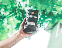 Yerba Mate Origen - Packaging