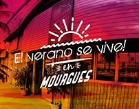El verano se vive en Mourgues!