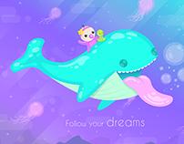 Follow Your Dreams*