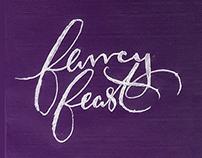 Typography / Lettering III