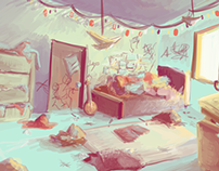 Enviroment and Color Studies
