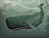 Poster 'Marine Fairytale'