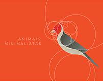 PROJETO ANIMAIS MINIMALISTAS