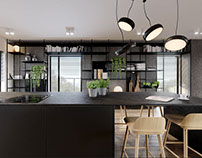 Cuprum Apartment / 127m² / Warsaw, Poland