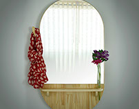 Espelho ABC G