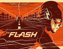 THE FLASH Poster Art