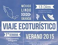 Poster Travel Ecoturism
