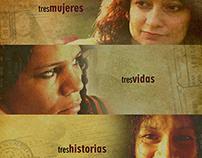 "Póster del documental ""Dos soles, dos mundos "" (2007)."