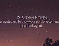 TS Responsive HTML5/CSS3 Template