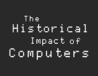 The Historical Impact of Computers
