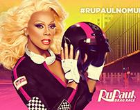 #RuPaulNoMultishow
