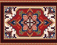 Armenian Carpets and Ornament