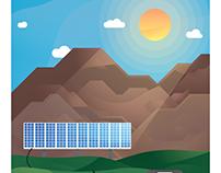 Solar Panel Poster
