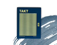 Takt — Magazine