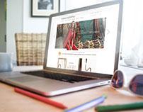 Web Design | Maria Valentina