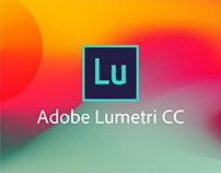Adobe Lumetri CC Prototype