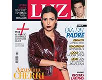 LUZ COVER AGUSTINA CHERRI FACUNDO MOROZ BROOKLYNSTUDIO