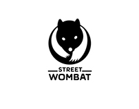 Street Wombat Logo - 2015