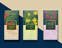 Chocolat - branding & packaging design