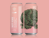 Collective Arts Brewing/ HOT PINK Brut IPA