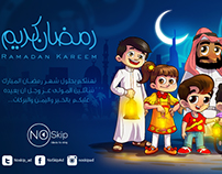 NoSkip Ramadan Greeting