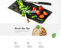 Food Project Ui / Ux