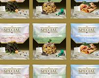 4 Salti in Padella SPECIAL - Packaging
