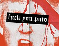 BRUJERIA | tour poster