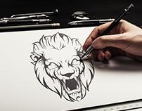 Beast Games Lion Apparel