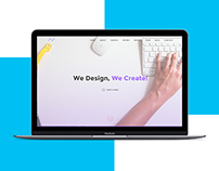 Digital Agency Template