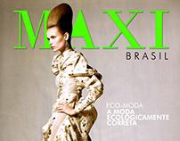 Revista Maxi | Projeto Editorial