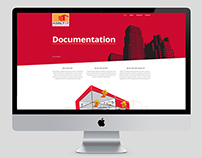 ASBLTD3 Website Design