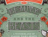 CBA Concours d'Elegance poster design