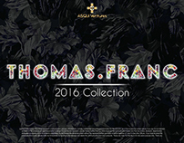 THOMAS.FRANC Collection 2016