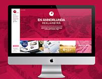 QUID Design Agency WebSite Design
