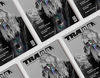TRALALA MAGAZINE - layout
