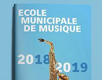 Brochure École Municipale de Musique