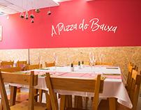 BRANDING - A Pizza do Baixa