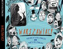 "Illustrations for Dwie Siostry ""Warszawiacy"""