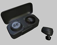 TWS headphones (true wireless)