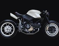 WIP - Ducati Custom Café Fighter