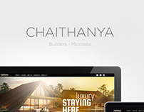 Chaithanya builders