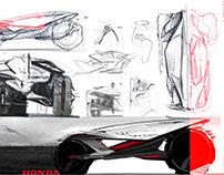 Honda Design Contest 2017
