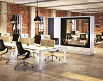 Office Furniture by WIZIO